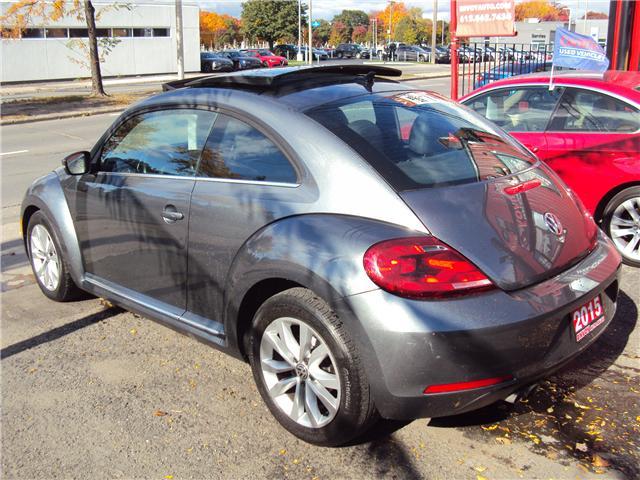 2015 Volkswagen The Beetle 1.8 TSI Comfortline (Stk: ) in Ottawa - Image 6 of 21