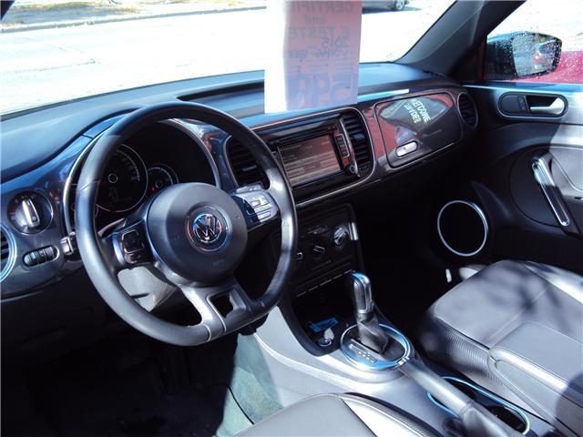 2015 Volkswagen The Beetle 1.8 TSI Comfortline (Stk: ) in Ottawa - Image 10 of 20