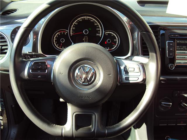 2015 Volkswagen The Beetle 1.8 TSI Comfortline (Stk: ) in Ottawa - Image 12 of 21