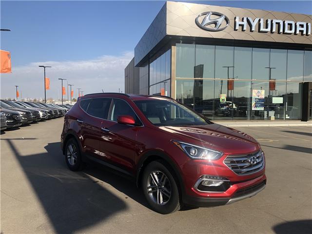 2018 Hyundai Santa Fe Sport 2.4 Base (Stk: H2328) in Saskatoon - Image 1 of 21