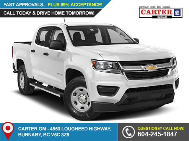 2019 Chevrolet Colorado WT (Stk: D9-83090) in Burnaby - Image 1 of 1