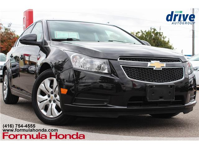 2014 Chevrolet Cruze 1LT (Stk: 18-2273A) in Scarborough - Image 1 of 23