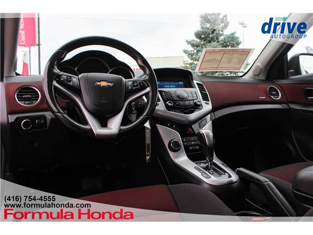 2014 Chevrolet Cruze 1LT (Stk: 18-2273A) in Scarborough - Image 2 of 23