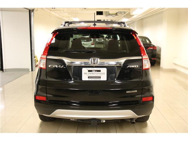 2015 Honda CR-V Touring (Stk: AP3098) in Toronto - Image 4 of 33