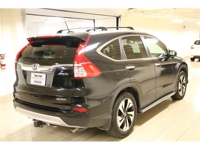 2015 Honda CR-V Touring (Stk: AP3098) in Toronto - Image 5 of 33