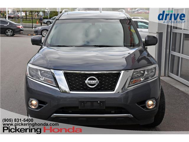 2014 Nissan Pathfinder Platinum (Stk: U138A) in Pickering - Image 2 of 31