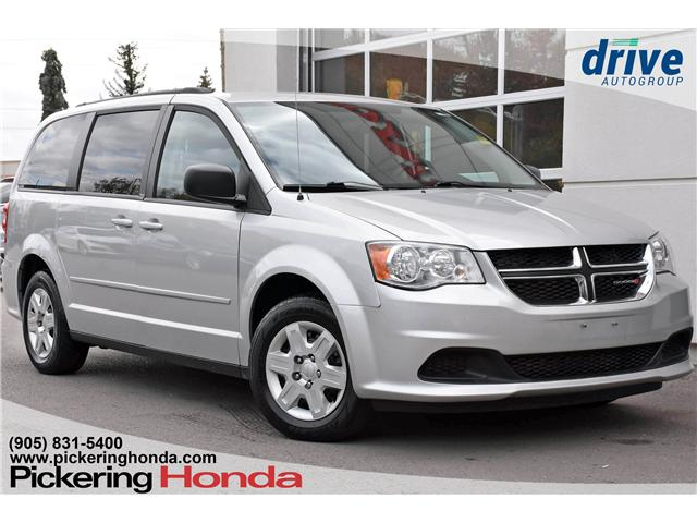 2012 Dodge Grand Caravan SE/SXT (Stk: T344A) in Pickering - Image 1 of 22