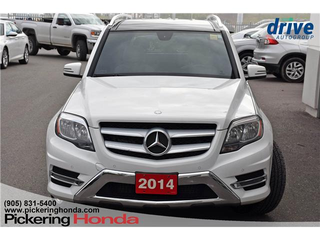 2014 Mercedes-Benz GLK-Class Base (Stk: U128A) in Pickering - Image 2 of 30