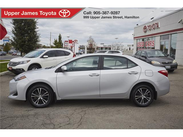 2017 Toyota Corolla LE (Stk: 74869) in Hamilton - Image 2 of 18