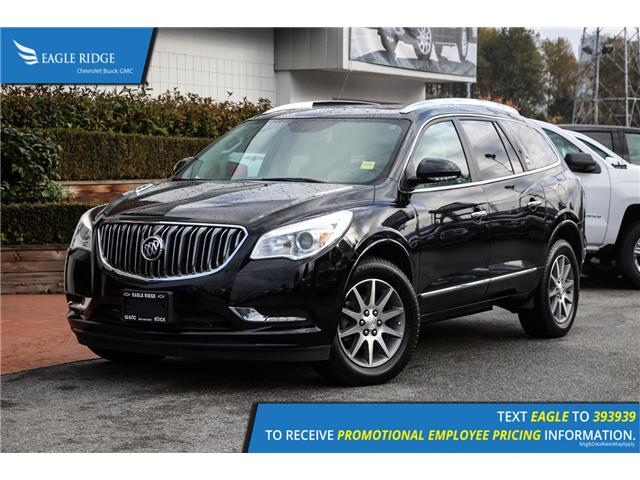 2017 Buick Enclave Leather (Stk: 178984) in Coquitlam - Image 1 of 18