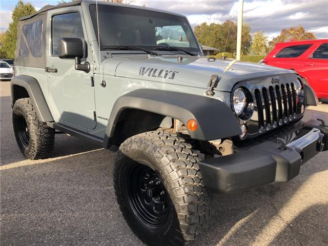 2015 Jeep Wrangler Sport (Stk: -) in Kemptville - Image 2 of 22