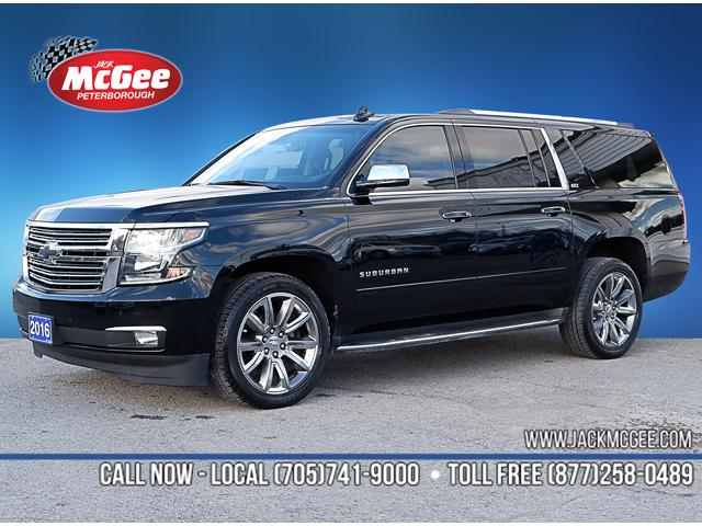 2016 Chevrolet Suburban LTZ (Stk: 18952A) in Peterborough - Image 1 of 23