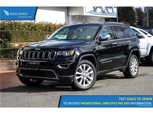 2017 Jeep Grand Cherokee Limited (Stk: 178974) in Coquitlam - Image 1 of 17