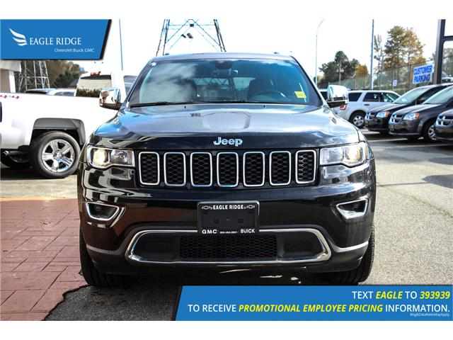 2017 Jeep Grand Cherokee Limited (Stk: 178974) in Coquitlam - Image 2 of 17