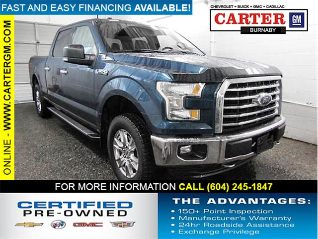 2016 Ford F-150 XLT (Stk: R8-13801) in Burnaby - Image 1 of 24