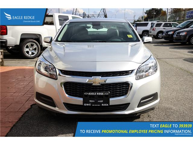 2016 Chevrolet Malibu Limited LT (Stk: 169026) in Coquitlam - Image 2 of 14