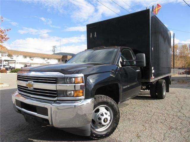 2015 Chevrolet Silverado 3500HD Chassis WT (Stk: CK98580A) in Cranbrook - Image 1 of 15