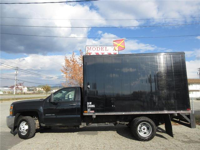 2015 Chevrolet Silverado 3500HD Chassis WT (Stk: CK98580A) in Cranbrook - Image 2 of 15
