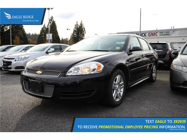 2013 Chevrolet Impala LT (Stk: 138684) in Coquitlam - Image 1 of 7