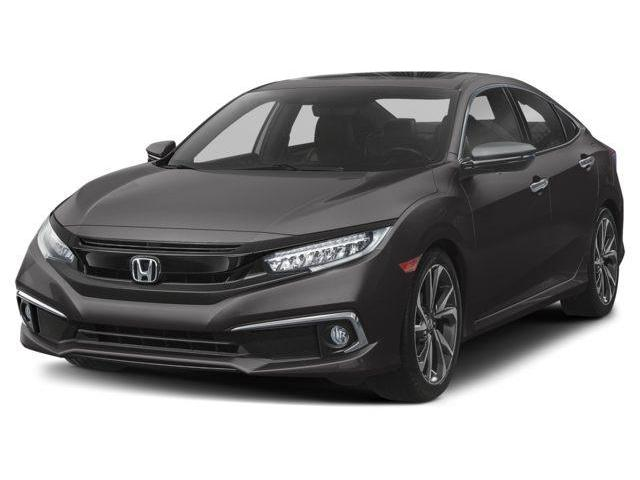 2019 Honda Civic EX (Stk: 312440) in Ottawa - Image 1 of 1