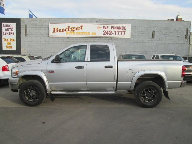 2007 Dodge Ram 2500 SLT 3D7KS28D77G818679 bp489 in Saskatoon