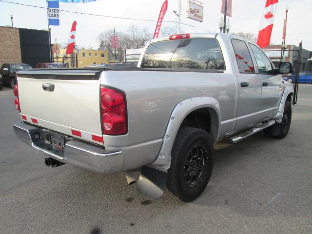 2007 Dodge Ram 2500 SLT (Stk: bp489) in Saskatoon - Image 5 of 21