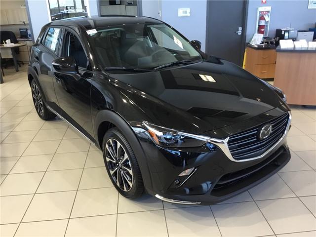 2019 Mazda CX-3 GT (Stk: M1758) in Calgary - Image 1 of 5