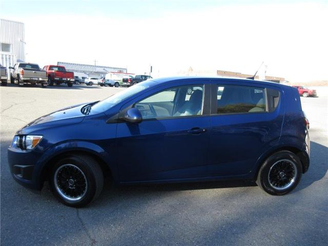 2013 Chevrolet Sonic LS Manual (Stk: 4J20039A) in Cranbrook - Image 2 of 19