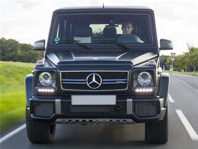 2018 Mercedes-Benz AMG G 63 Base (Stk: ) in Ajax - Image 3 of 4