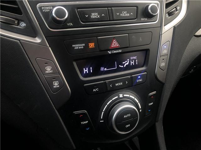 2018 Hyundai Santa Fe Sport 2.0T SE (Stk: H2275) in Saskatoon - Image 16 of 24