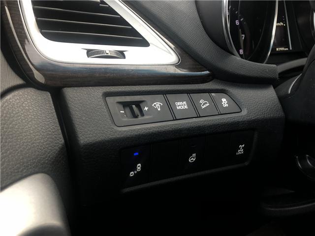 2018 Hyundai Santa Fe Sport 2.0T SE (Stk: H2275) in Saskatoon - Image 11 of 24