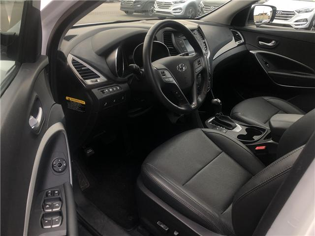 2018 Hyundai Santa Fe Sport 2.0T SE (Stk: H2275) in Saskatoon - Image 9 of 24