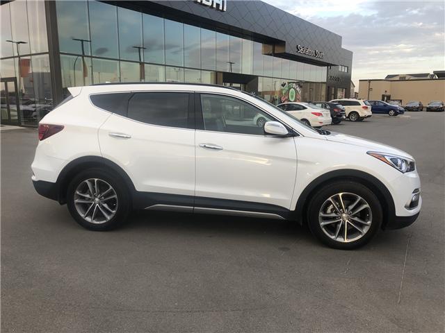 2018 Hyundai Santa Fe Sport 2.0T SE (Stk: H2275) in Saskatoon - Image 4 of 24