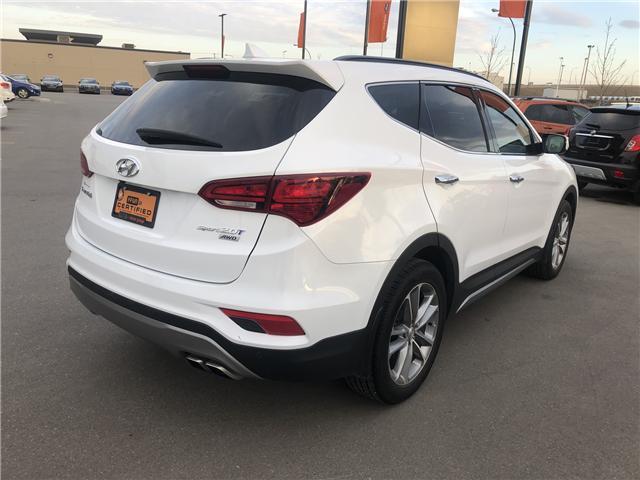 2018 Hyundai Santa Fe Sport 2.0T SE (Stk: H2275) in Saskatoon - Image 5 of 24