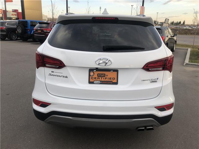 2018 Hyundai Santa Fe Sport 2.0T SE (Stk: H2275) in Saskatoon - Image 6 of 24