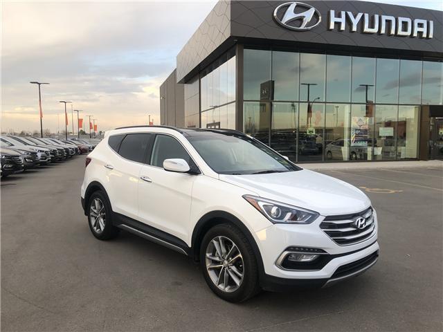 2018 Hyundai Santa Fe Sport 2.0T SE 5NMZUDLA5JH056363 H2275 in Saskatoon