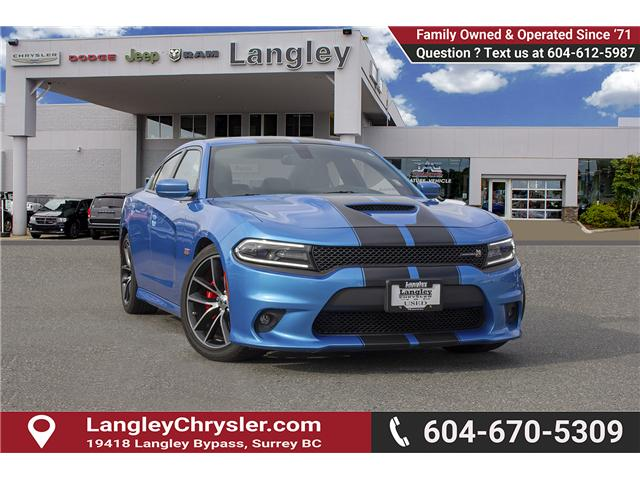 2016 Dodge Charger R/T Scat Pack (Stk: J256673A) in Surrey - Image 1 of 30