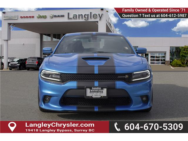 2016 Dodge Charger R/T Scat Pack (Stk: J256673A) in Surrey - Image 2 of 30