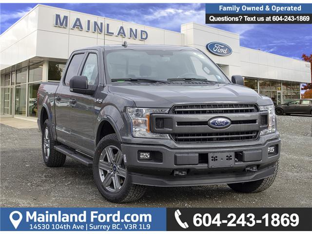 2018 Ford F-150  (Stk: 8F15922) in Surrey - Image 1 of 29