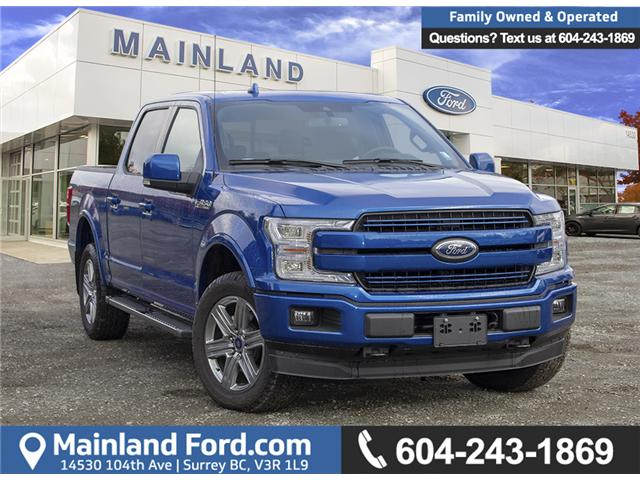 2018 Ford F-150 Lariat (Stk: 8F15987) in Surrey - Image 1 of 29