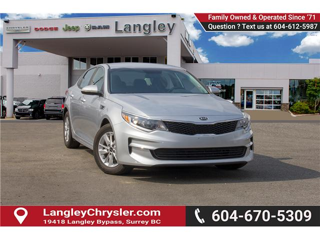 2018 Kia Optima LX (Stk: EE896280) in Surrey - Image 1 of 25