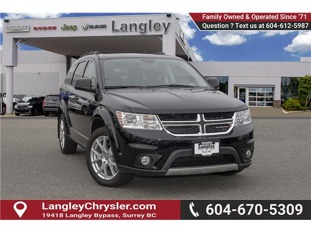 2017 Dodge Journey SXT (Stk: HT564184N) in Surrey - Image 1 of 28