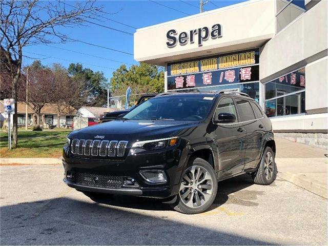 2019 Jeep Cherokee Overland (Stk: 194034) in Toronto - Image 1 of 15