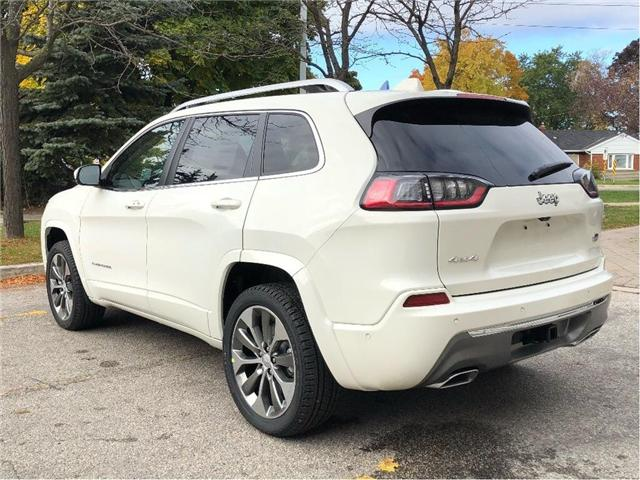 2019 Jeep Cherokee Overland (Stk: 194037) in Toronto - Image 2 of 15