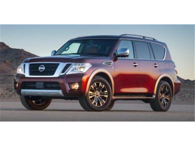 2019 Nissan Armada Platinum (Stk: 19-26) in Kingston - Image 1 of 1