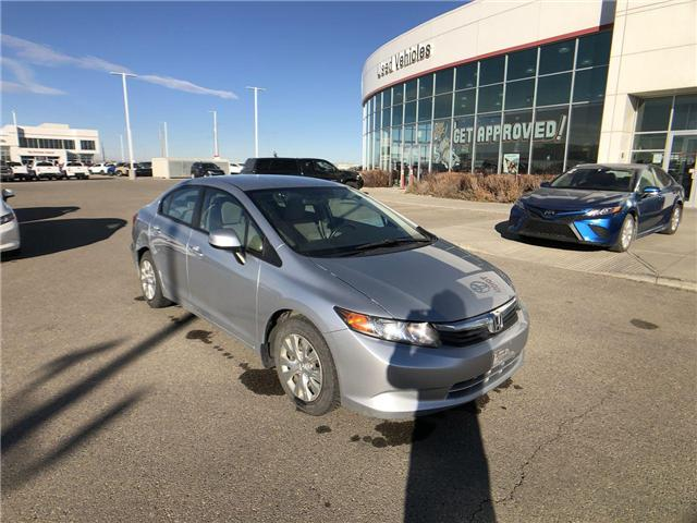 2012 Honda Civic LX (Stk: 284255) in Calgary - Image 2 of 14