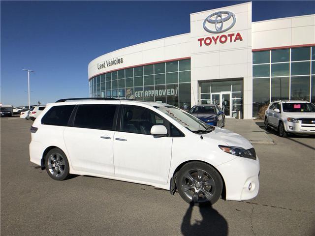 2014 Toyota Sienna  (Stk: 2801543B) in Calgary - Image 1 of 17
