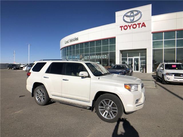 2011 Toyota 4Runner  (Stk: 2860313B) in Calgary - Image 1 of 18
