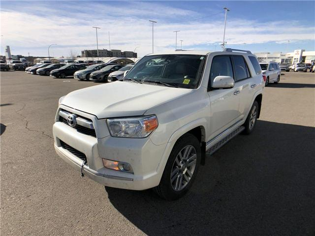 2011 Toyota 4Runner  (Stk: 2860313B) in Calgary - Image 4 of 18