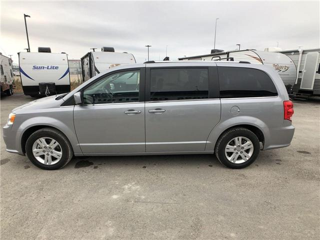 2018 Dodge Grand Caravan Crew (Stk: I6913) in Winnipeg - Image 2 of 30